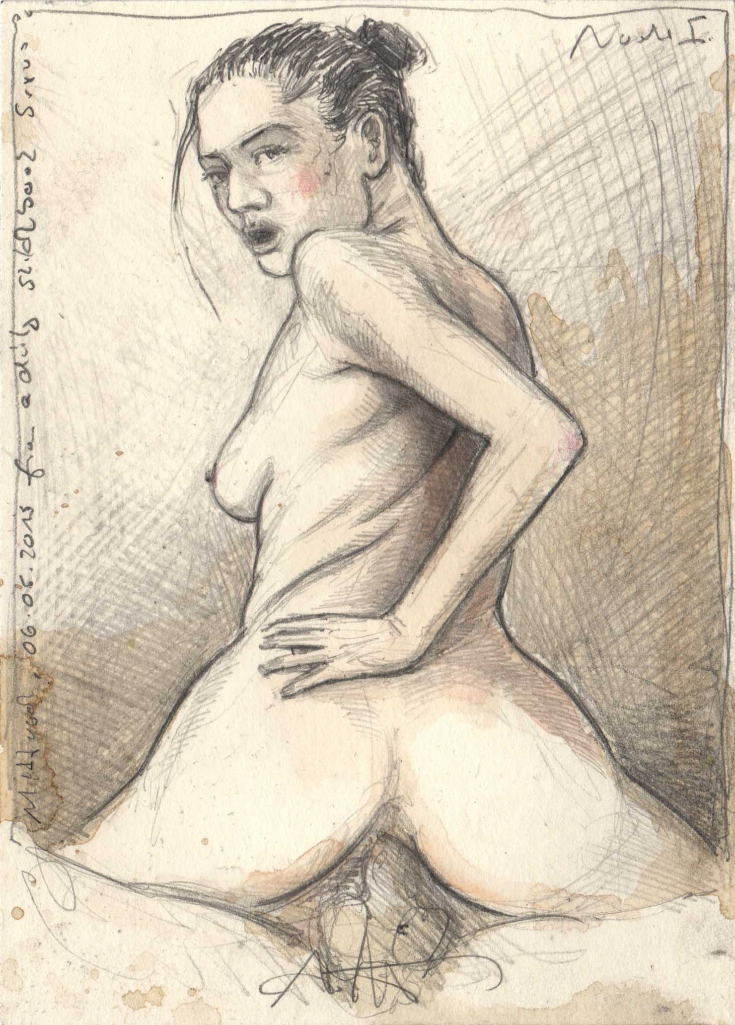 Nude I.