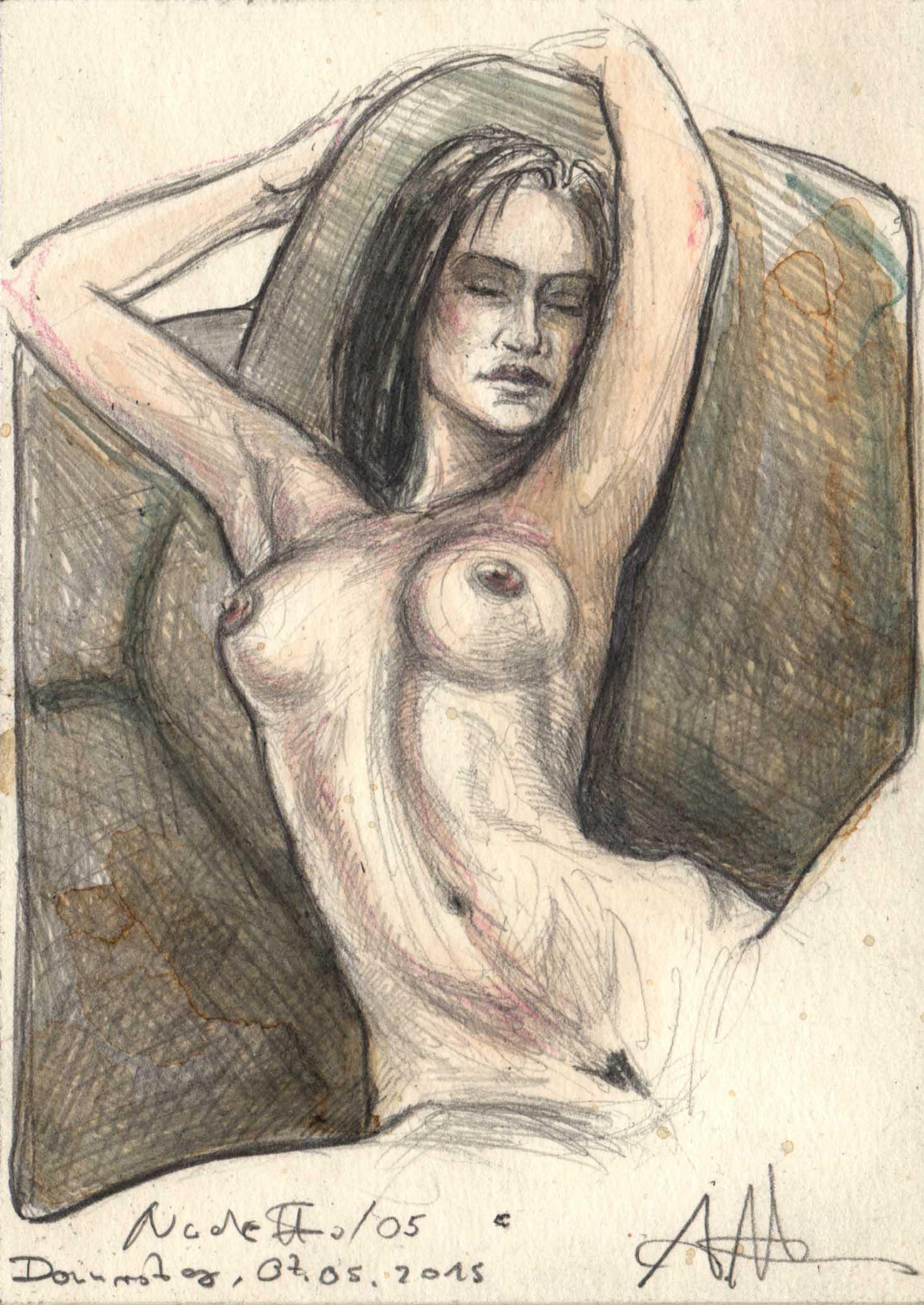 Nude II.