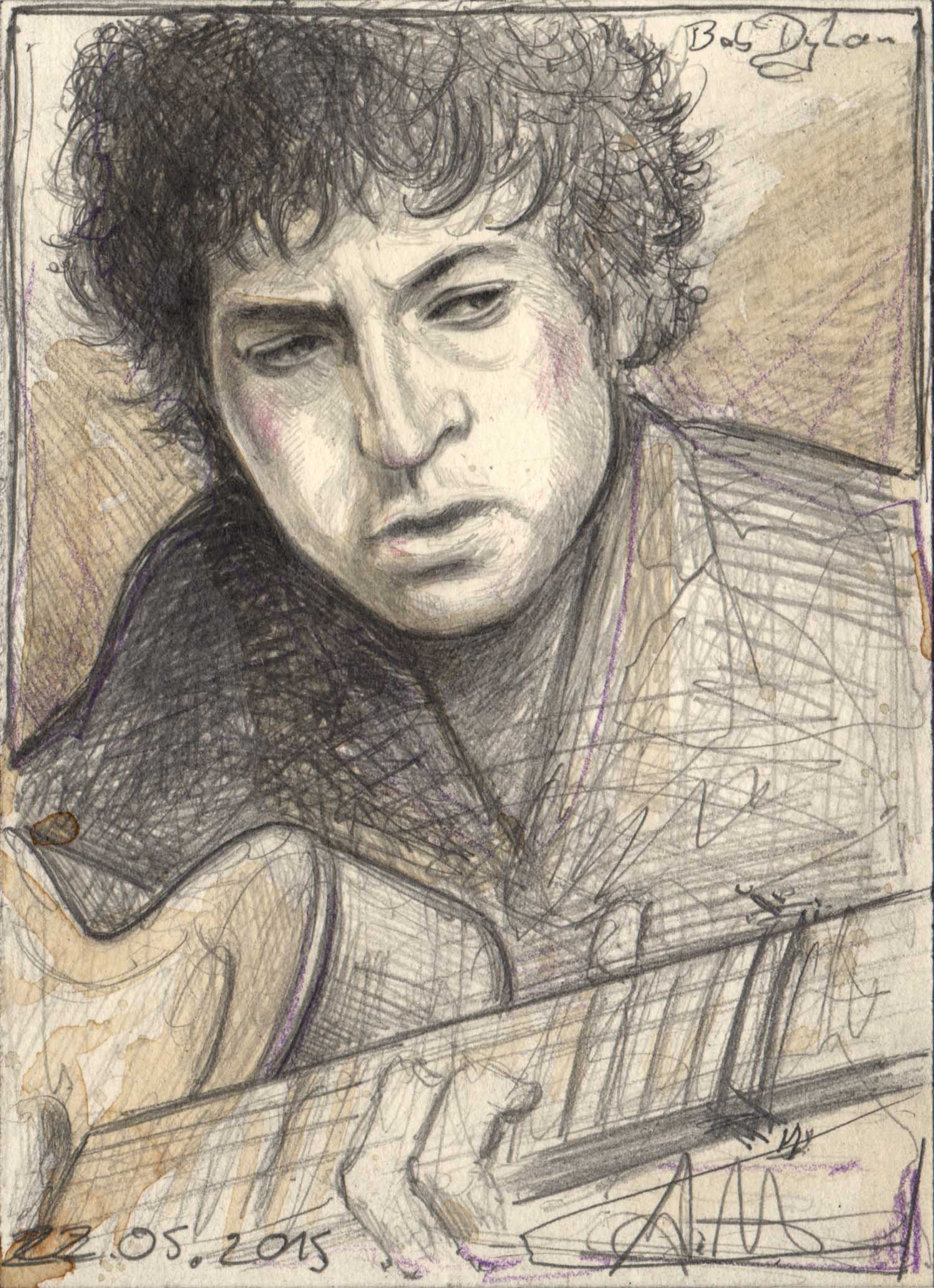 Bob Dylan (early)