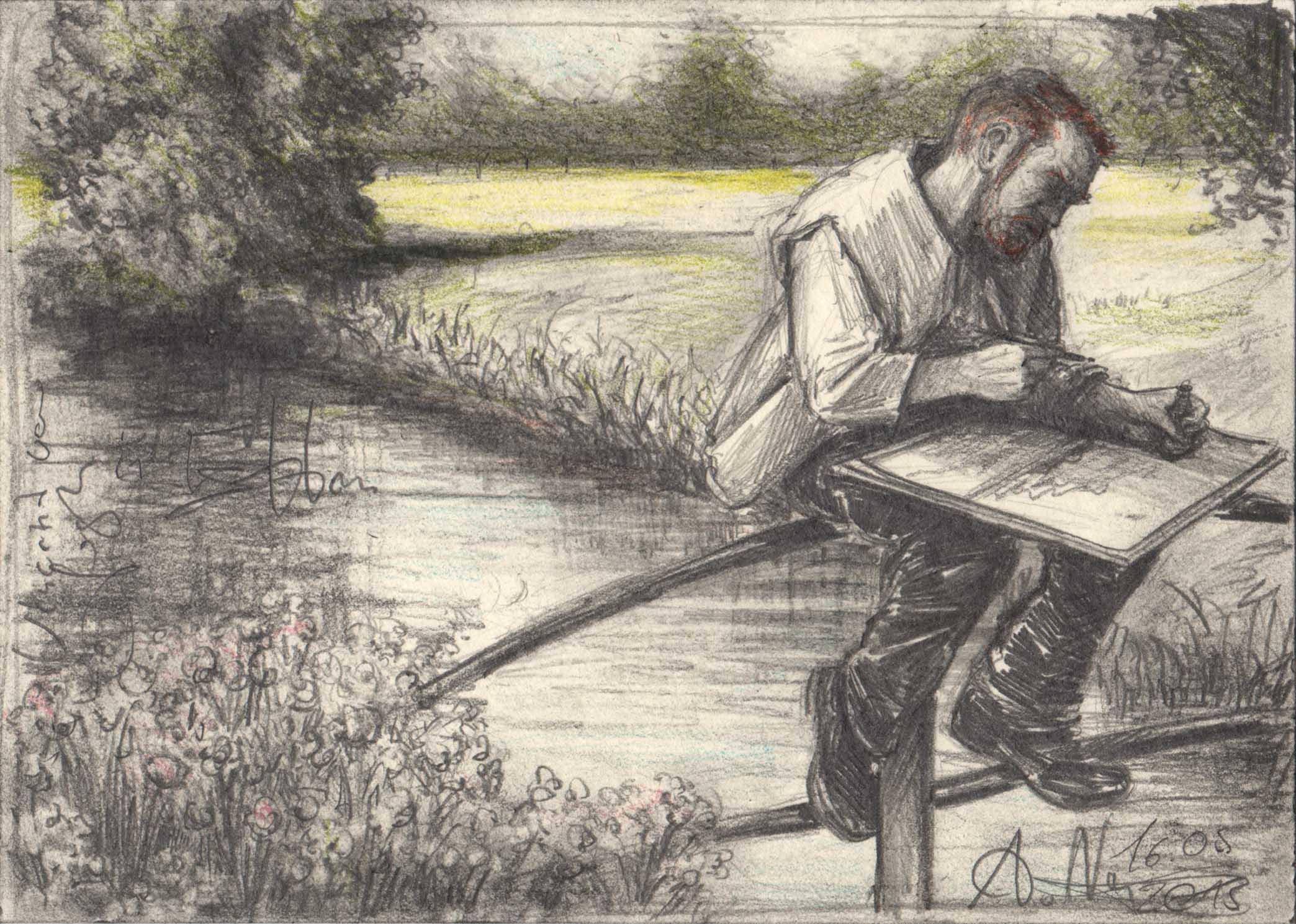 van Gogh in Etten