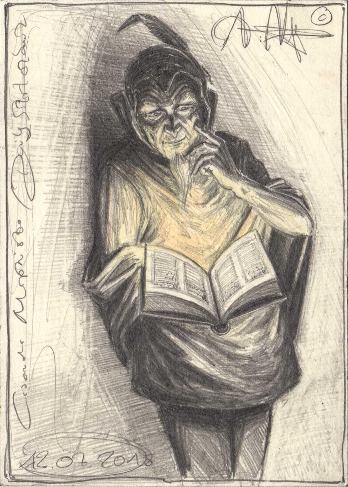 Reading Mephisto