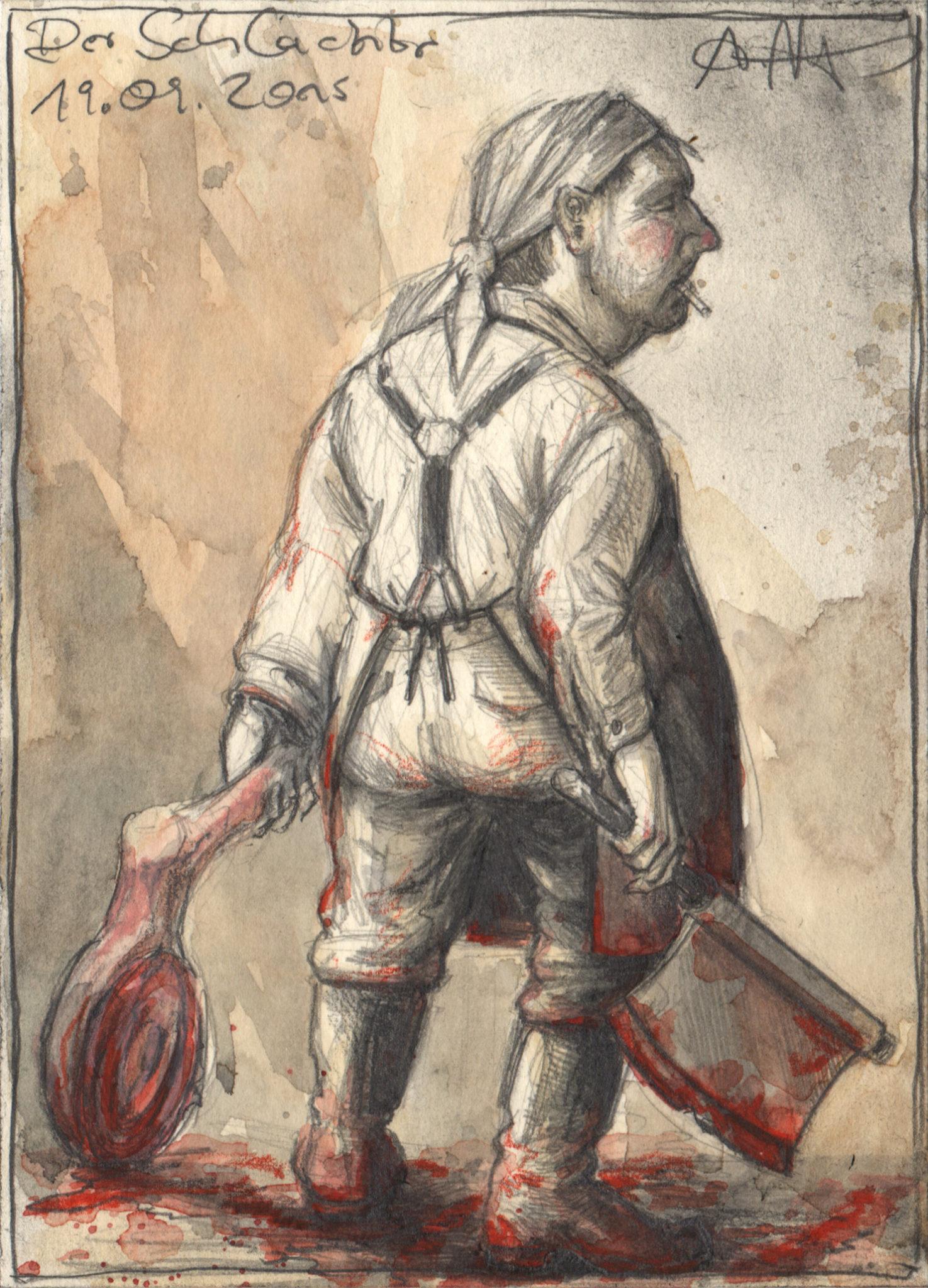 Man of the Slaughterhouse