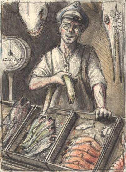 Fish Dealer
