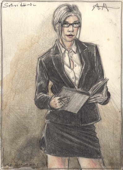 Miss Secretary