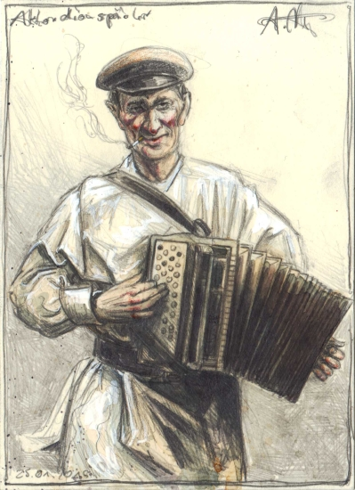 Buskers (Accordion)