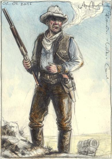 Rancher - Open Range