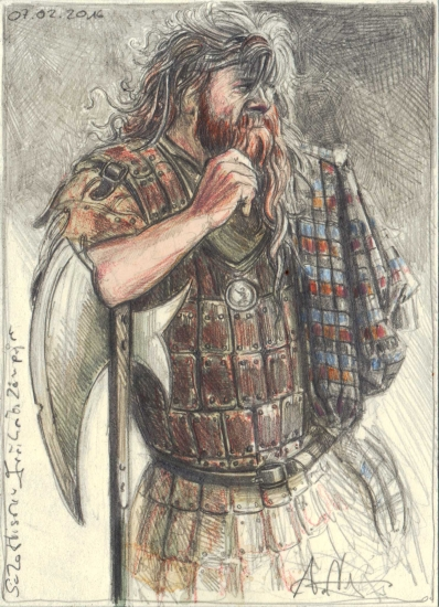 Scottish Rebel