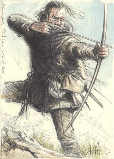 Sherwood Outlaw