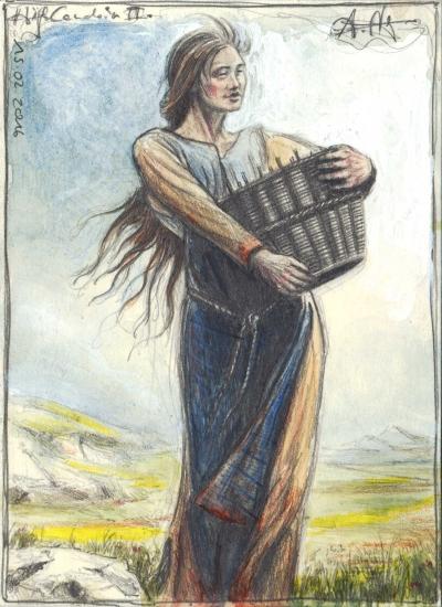 Female Highlander II.
