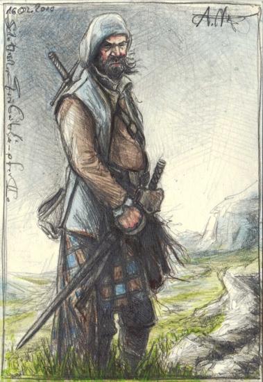 Scottish Rebel II.