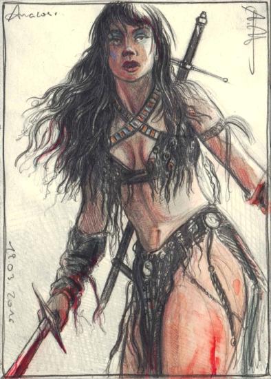 Female Amazon