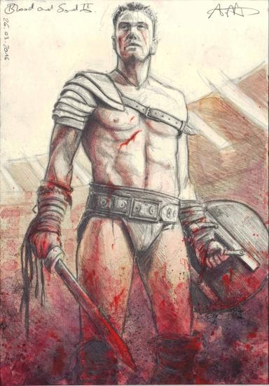 Blood and Sand II.