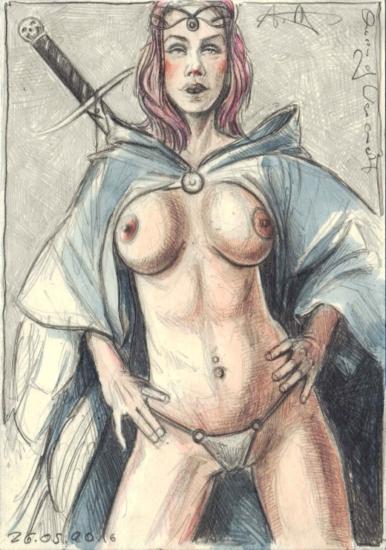 Queen of warcraft