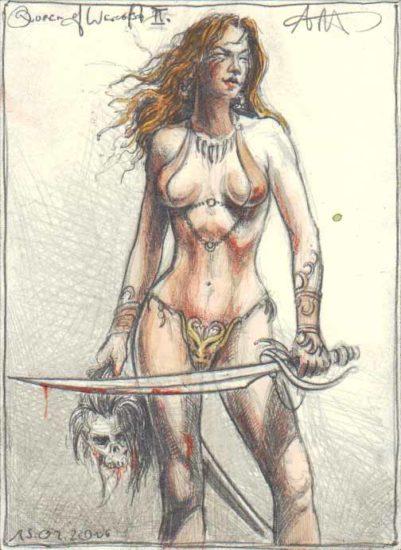 Queen of Warcraft II.