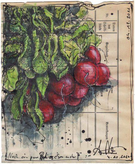 Some more radish