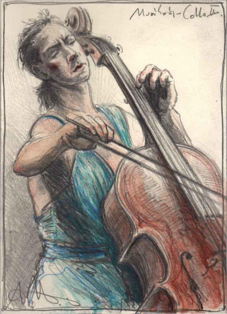 Musician – Cello II.