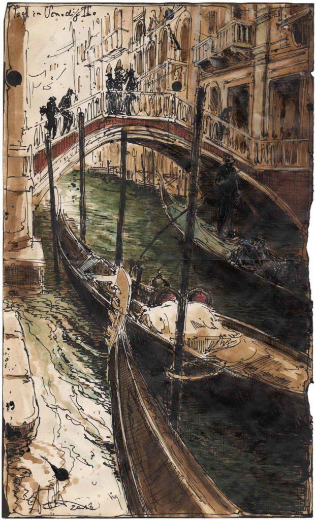 Death in Venice II.