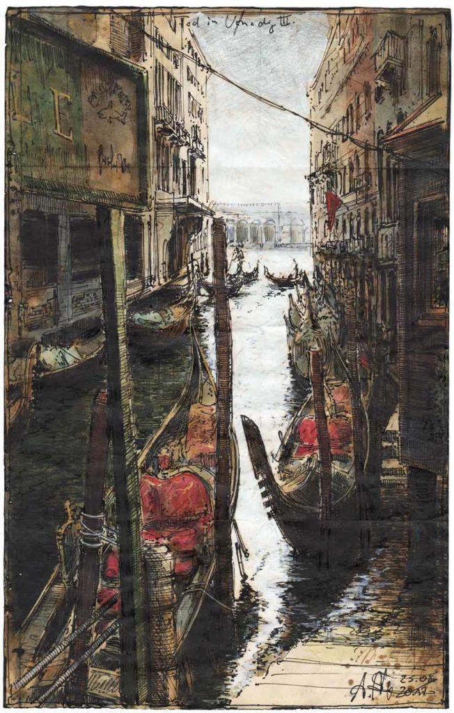 Death in Venice III.