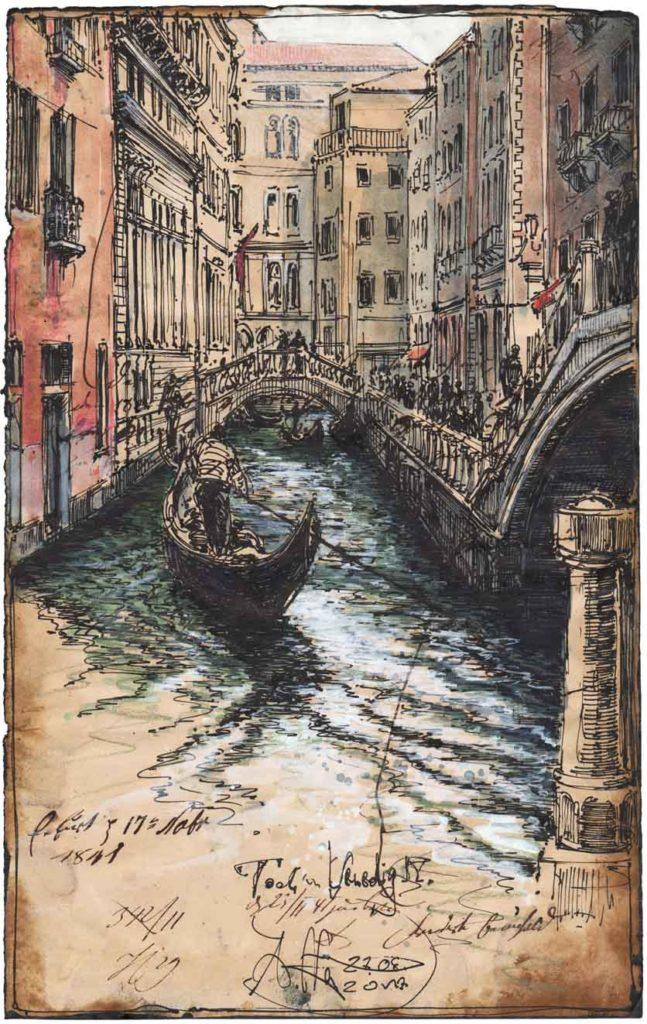 Death in Venice IV.