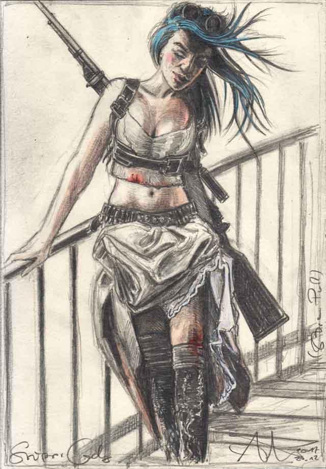 Sniper Lady