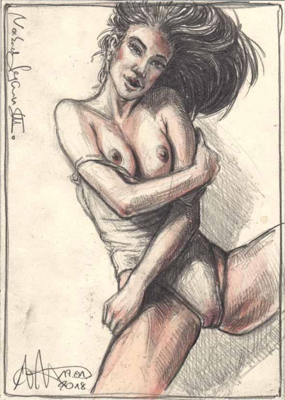 Naked Gymn III.