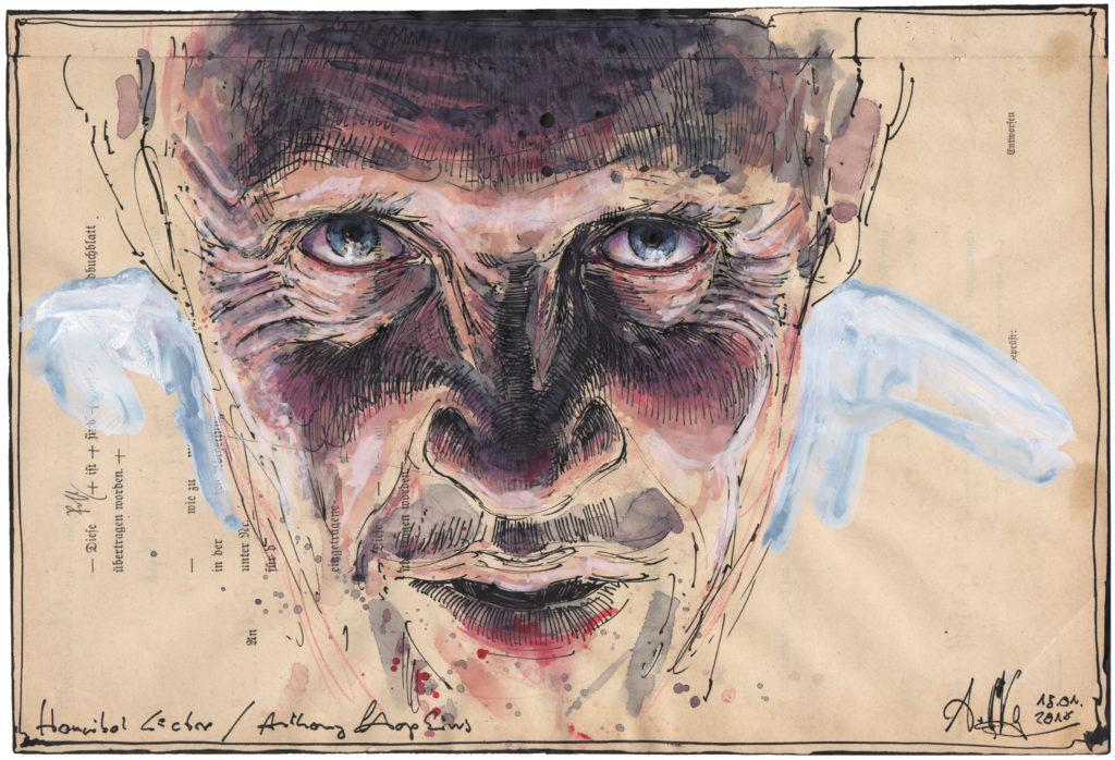 Hannibal Lecter | Anthony Hopkins