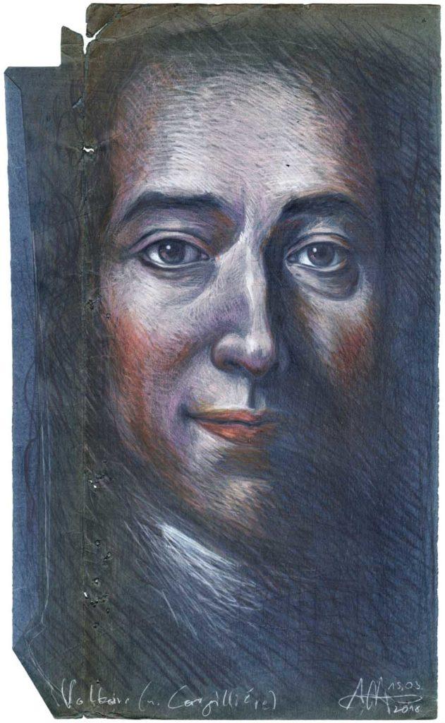 Voltaire (n. Largilliére)