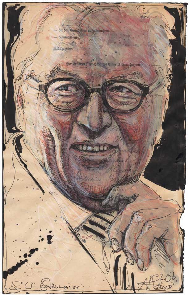 F. W. Steinmeier