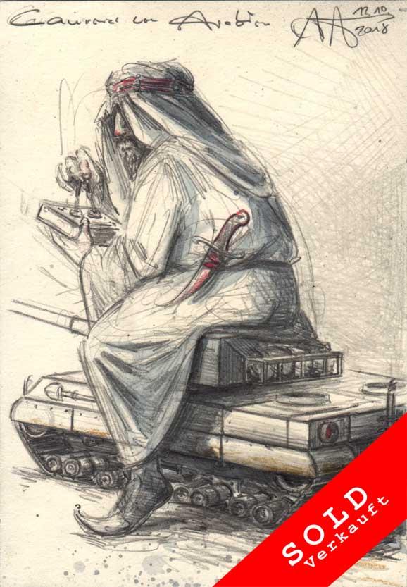 Lawrence of arabian