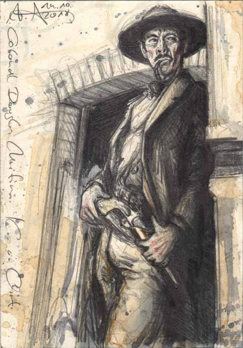 Colonel Douglas Mortimer