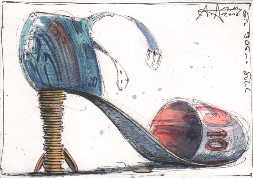 A 30 Euro Shoe