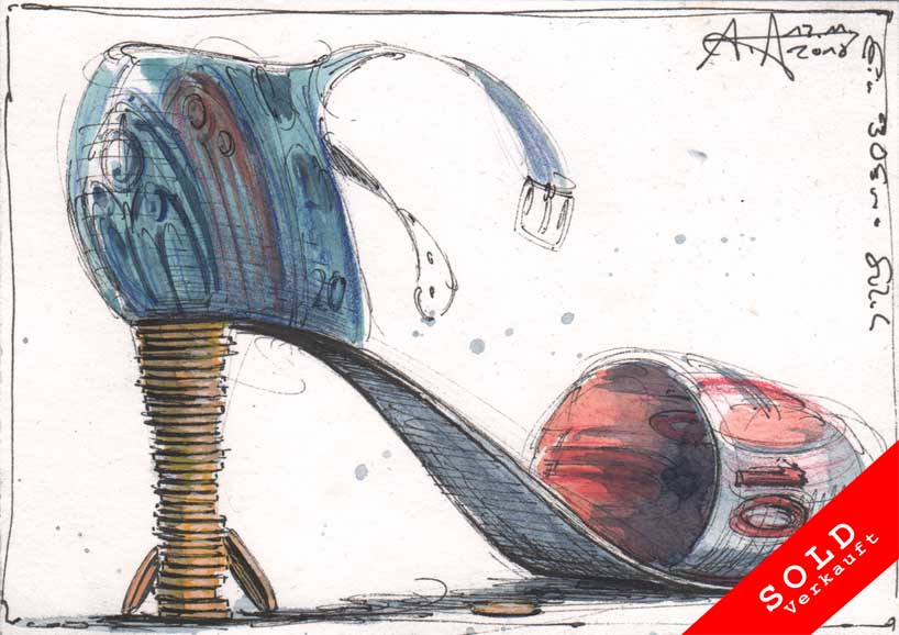 A 30 €uro Shoe