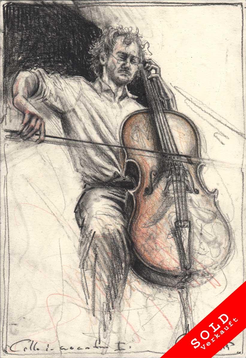 Cello – in Momentum I.