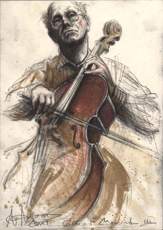 Cello – in Momentum III.