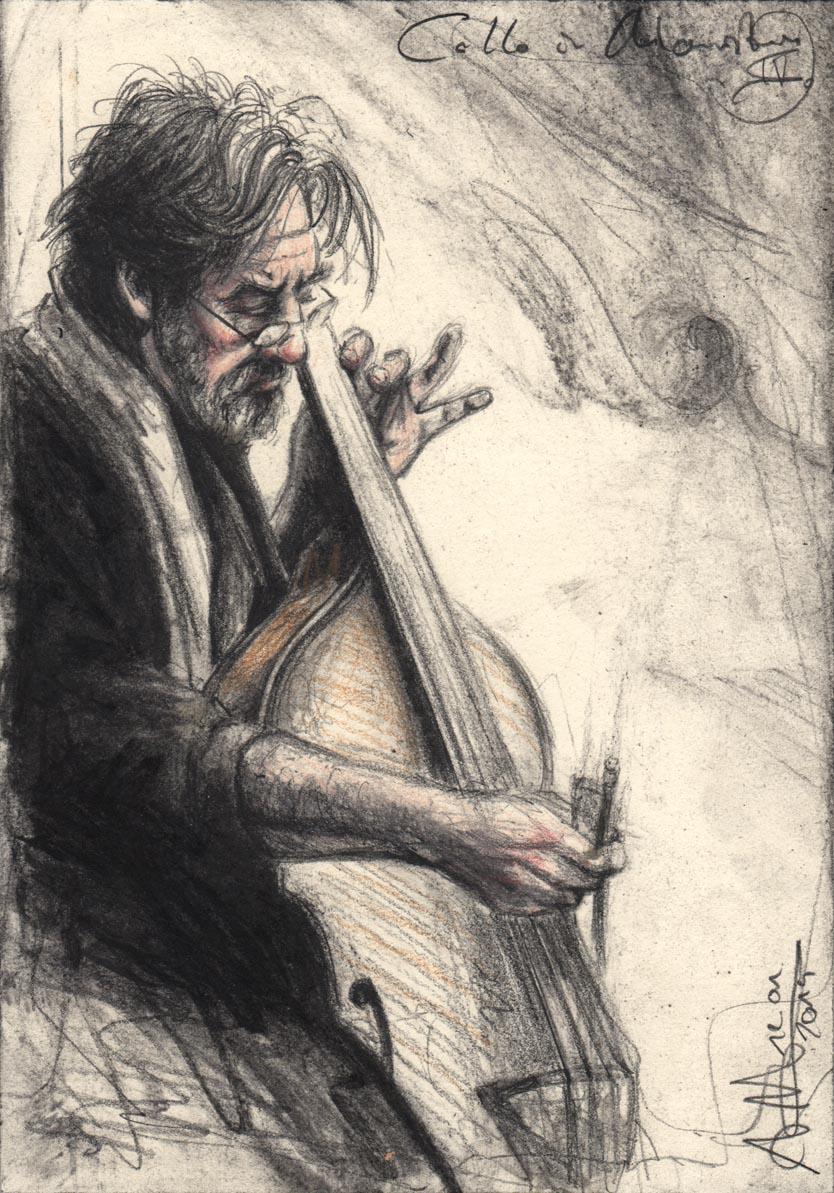 Cello – in Momentum IV.