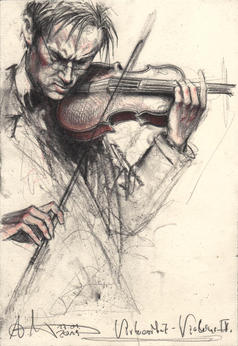 Virtuosity – Violin IV.