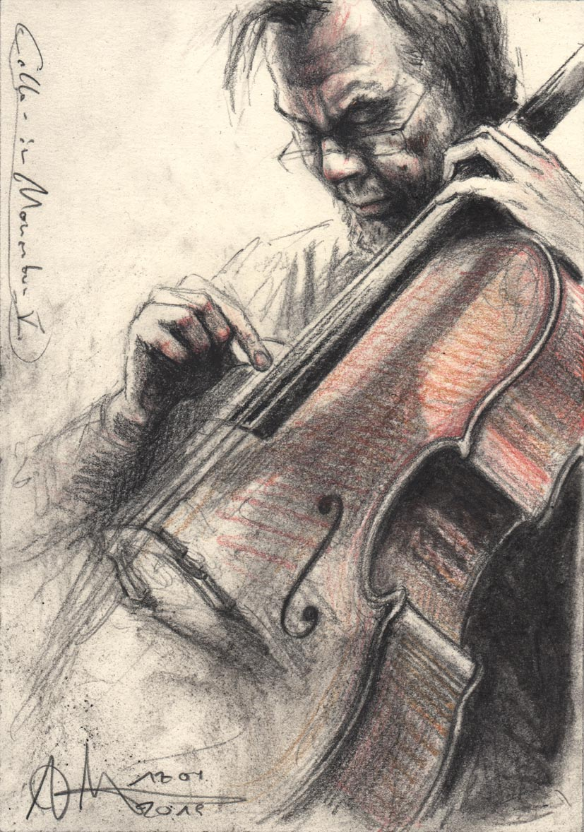 Cello – in Momentum V.
