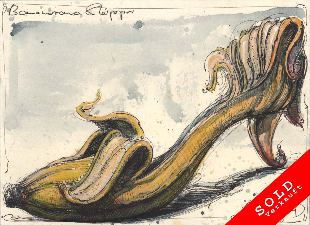 Bananarama Slipper
