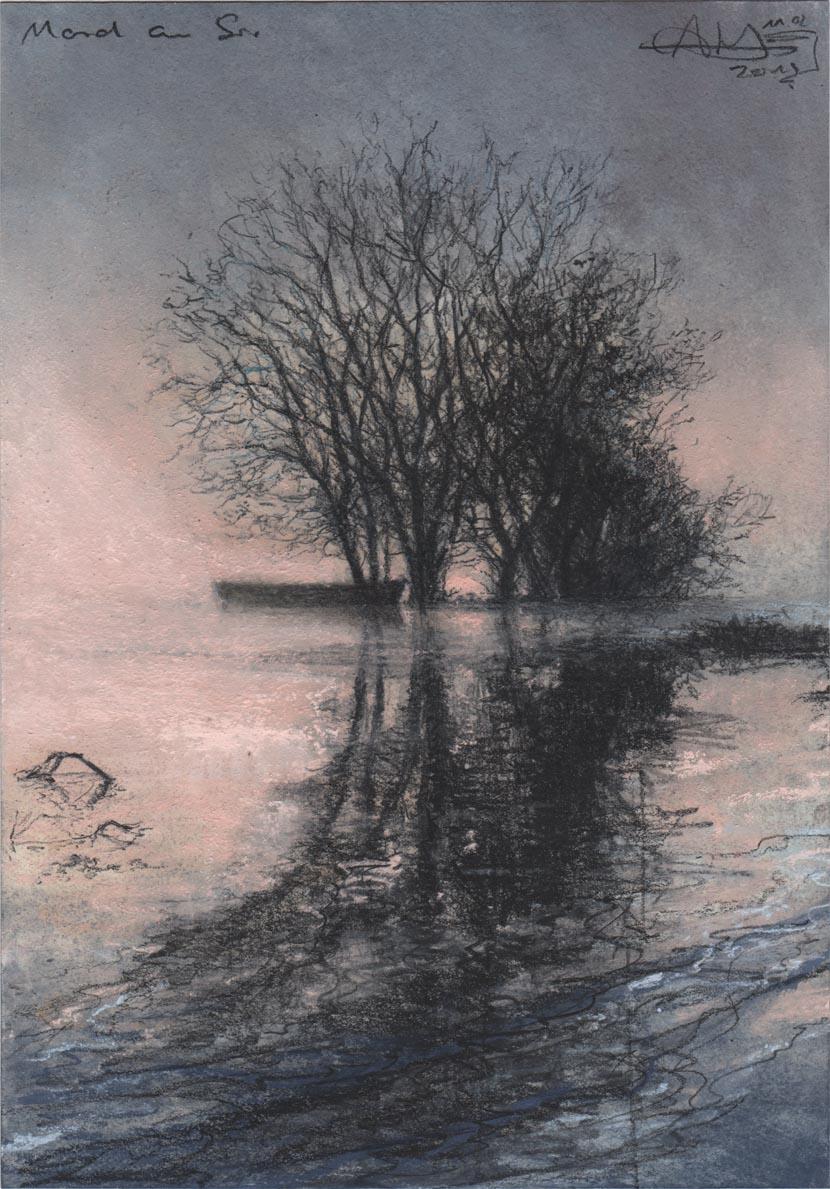 Murder at the lake