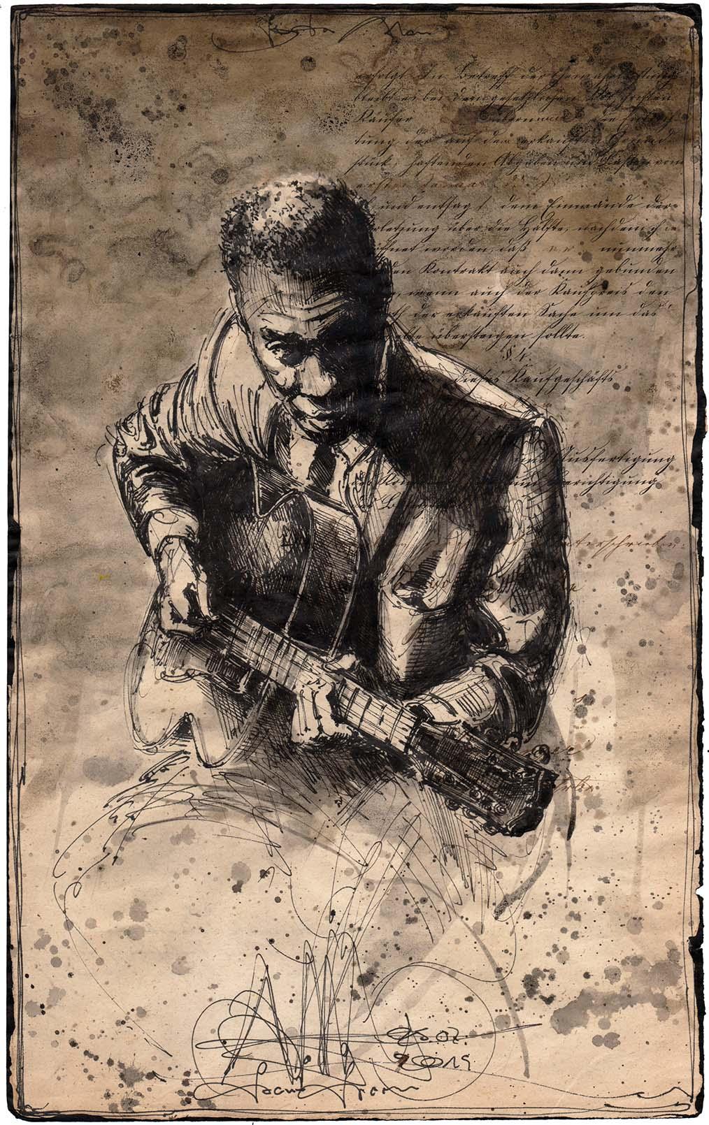 Guitar Man – Grant Green