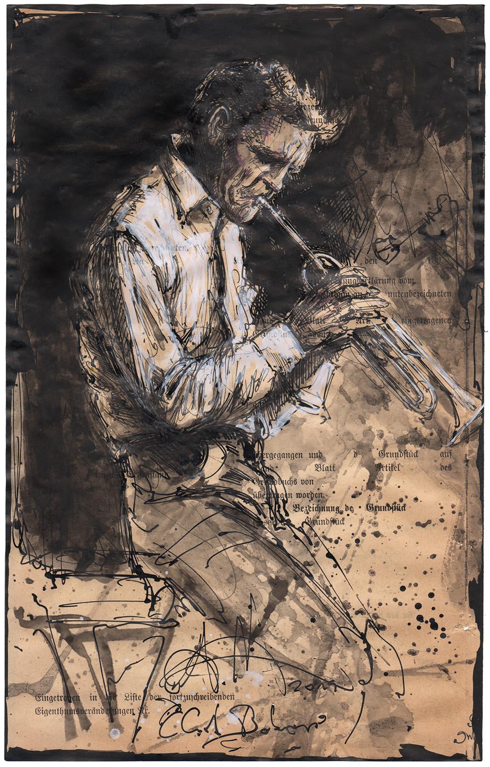Chet Baker – Solo