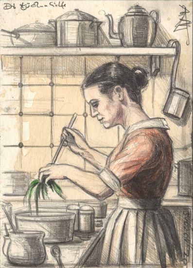 the-kitchen-maid